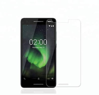 AMETHYST Tempered Glass Guard for NOKIA 2.1(Pack of 1)