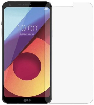 IOTRONICS INNOVATIONS Tempered Glass Guard for LG q6(Pack of 1)