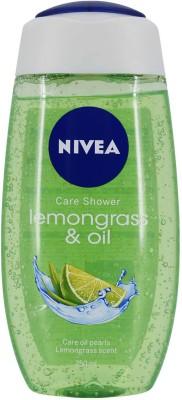 Nivea Care Shower, Lemongrass & Oil - 250ml(250 ml) at flipkart