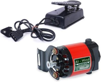 Al hind Mini Sewing Machine Motor (Copper Winding) Electric Sewing Machine( Built-in Stitches 100)