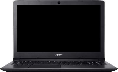 Acer Aspire 3 Pentium Quad Core - (4 GB/500 GB HDD/Linux) A315-33 Laptop(15.6 inch, Black, 2.1 kg)