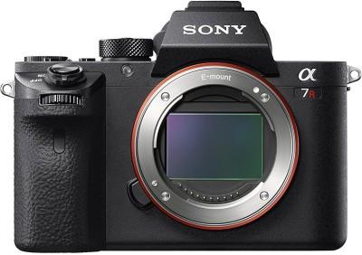Sony Full Frame ILCE-7RM2/BQAP2 DSLR Camera Body Only(Black)