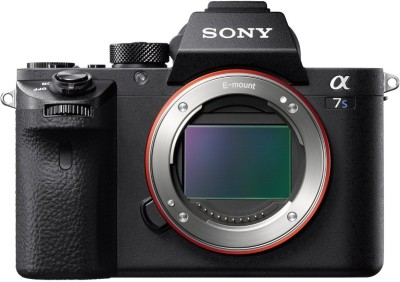 Sony Full Frame ILCE-7S/BQ IN5 DSLR Camera Body Only(Black)