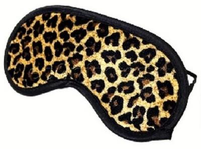 Cloe Valentine Leopard Eye mask(1)