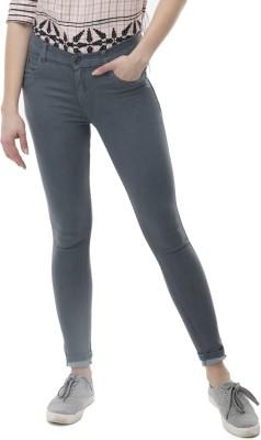AMBROSIAL Regular Women Grey Jeans