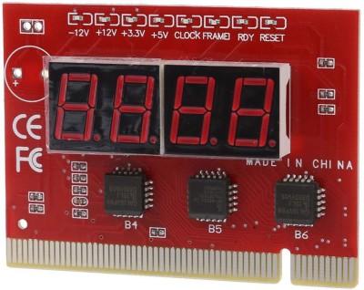 Gadget Deals PCI 4-digit PC Analyser Diagnostic Card Tester for Motherboard at flipkart