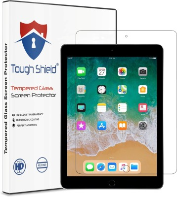 TOUGH SHIELD Tempered Glass Guard for Apple iPad 5 (5th Generation) 9.7 Inch Screen Size(Pack of 1)