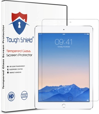 TOUGH SHIELD Tempered Glass Guard for Apple iPad 2 (2nd Generation) 9.7 Inch Screen Size(Pack of 1)
