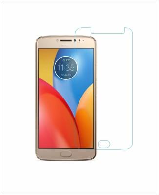 CHAMBU Tempered Glass Guard for Motorola Moto E4 Plus(Pack of 1)
