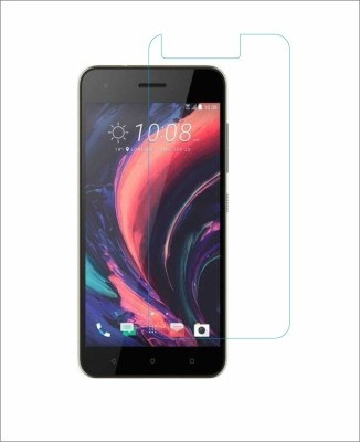 CHAMBU Tempered Glass Guard for HTC Desire 826X Dual Sim (CDMA+GSM)(Pack of 1)