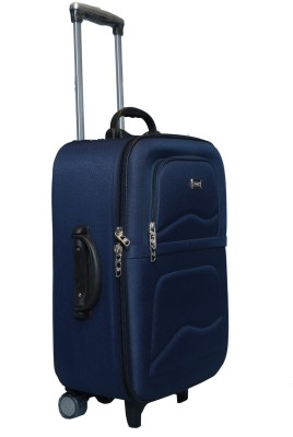 VIDHI BLUd24 Check in Luggage   24 inch VIDHI Suitcases