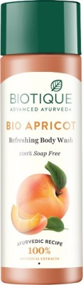 Biotique Bio Apricot Refreshing Body Wash(190 ml)