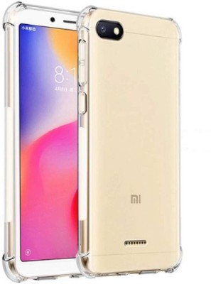 Hydbest Pouch for Mi Redmi 6A , Redmi 6A Back Cover(Transparent, Waterproof, Silicon)