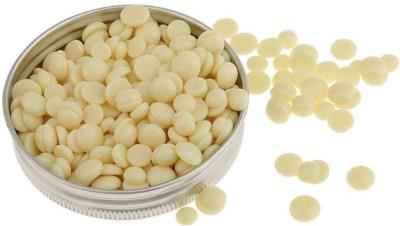 AMTOPZ CHOCOLATE MILK NATURAL HARD WAX BEANS PAINLESS 50 GM Wax (50 g) Wax(50 g)
