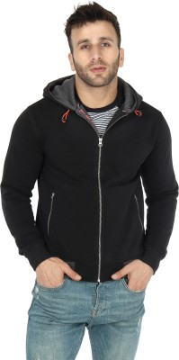 Saava Full Sleeve Solid Men Jacket