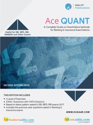 Ace Quant(Paperback, Adda 247)