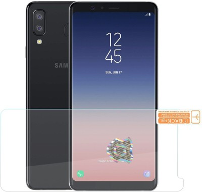 Case Creation Tempered Glass Guard for Samsung Galaxy A8 Star(Pack of 1)