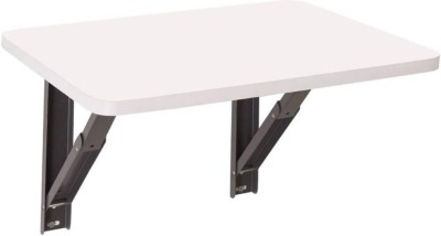 Oximus Office Wall Mounted Table for Laptop/Study/Writing/dining Recommended Wall Table for Laptop for Office/Home/ Portable Desk Lap   Kids Study Wall Desk Folding   Best Study/laptop Wooden Tables Solid Wood Office Table(Wall Mounted, Finish Color - White)