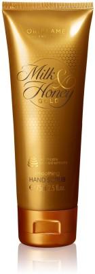 Oriflame MILK & HONEY HAND SCRUB Scrub(75 ml) 1