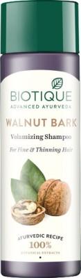 Biotique Bio Walnut Bark Fresh Lift Body Building Shampoo 190ml