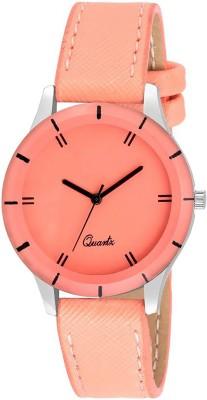 Zeni FOXTER-G-605-ORANGE New Stylish Luxury Watch Fashion Wrist Watch Specially for Teenager Boys & Men Analog Watch  - For Women