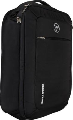 Urban Tribe Transformer Multipurpose 20 L Laptop Backpack Black Urban Tribe Backpacks