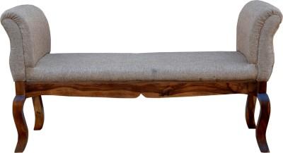 Balaji Bench Solid Wood 2 Seater(Finish Color - Provincial Teak)