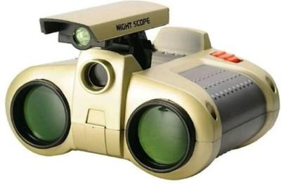 AZIN Night Scopee Binocular With Pop-Up Light Pack of 2 Binoculars(30 mm, Multicolor) Flipkart