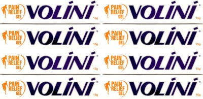 Ranbaxy Volini Pain Relief Gel Gel(120 g)