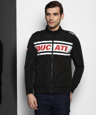 Ducati Full Sleeve Printed Men Jacket at flipkart