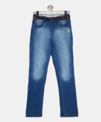 Gini & Jony Slim Baby Boys Blue Jeans