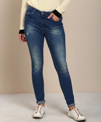 Lee Cooper by fbb Slim Women Light Blue Jeans