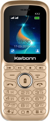 Karbonn KX2(Gold&Black)
