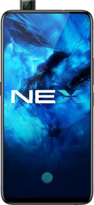 Vivo NEX  Black, 128  GB  8  GB RAM Vivo Mobiles