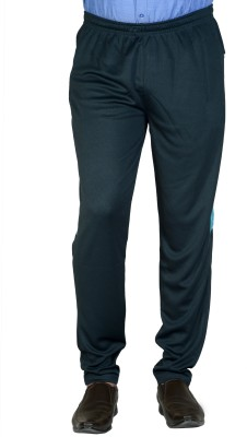 JG FORCEMAN Solid Men Grey Track Pants