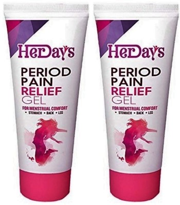 Herdays Gel Period Pain Relief Gel(60 g)