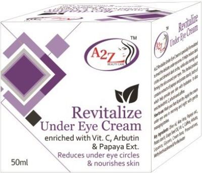 A2Z Beauty Care Revitalize Under Eye Cream(50 ml)