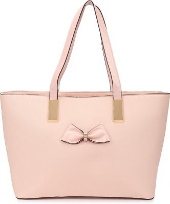 Dune London Women Pink Hand-held Bag at flipkart