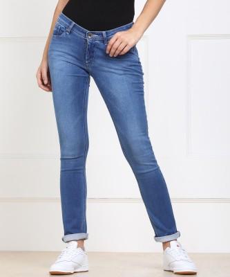 Pepe Jeans Slim Women Blue Jeans