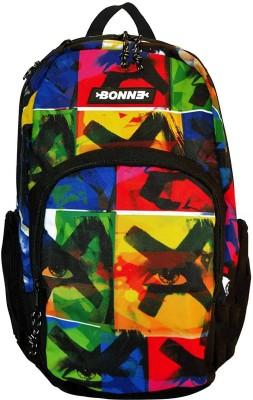 BONNE 14 inch Expandable Laptop Backpack Multicolor BONNE Laptop Bags