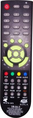 Axelleindia SPCL-3 Remote Controller(Black)