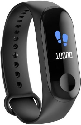 Buy Genuine Health Tracker Band Fitness Band(Black, Pack of 1)