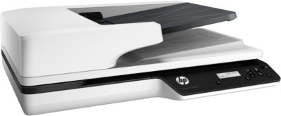 HP 3500F1 Corded Portable Scanner