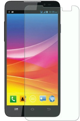 Loopee Tempered Glass Guard for panasonic p66 Pack of 1