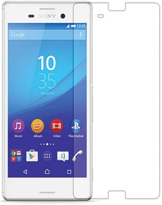 Loopee Tempered Glass Guard for Sony xperia z3-pLus(Pack of 1)