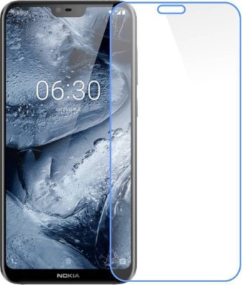 FAD-E Tempered Glass Guard for Nokia 7.1(Pack of 1)