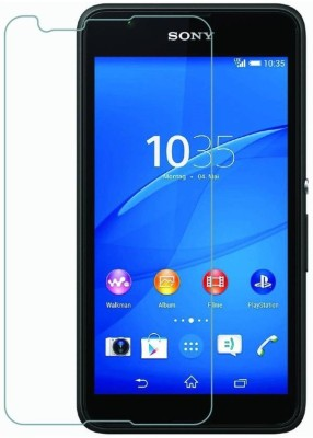 Cowboy Tempered Glass Guard for Sony xperia e4g(Pack of 1)