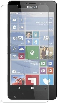 AmericHome Tempered Glass Guard for Nokia X2 Dual Sim(Pack of 1)
