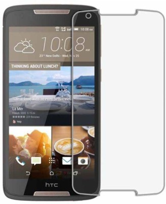 CASETREE Tempered Glass Guard for Htc 828(Pack of 1)