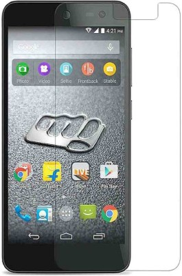 CASETREE Tempered Glass Guard for Micromax Canvas Juice 3 Q392